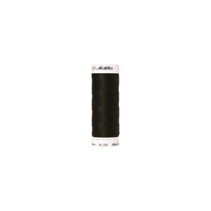 Fil polyester Mettler 200m Couleur n°0719 Avocat