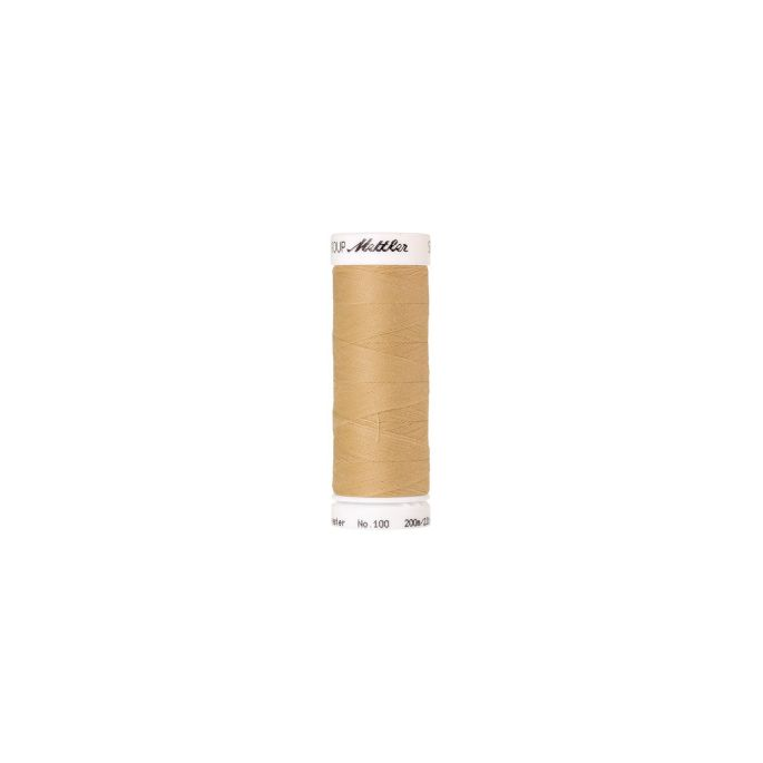 Mettler Polyester Sewing Thread (200m) Color 0780 Corn Silk