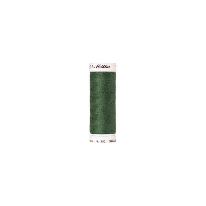Fil polyester Mettler 200m Couleur n°0844 Asperge