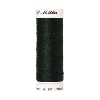Mettler Polyester Sewing Thread (200m) Color #0846 Enchanting Fo