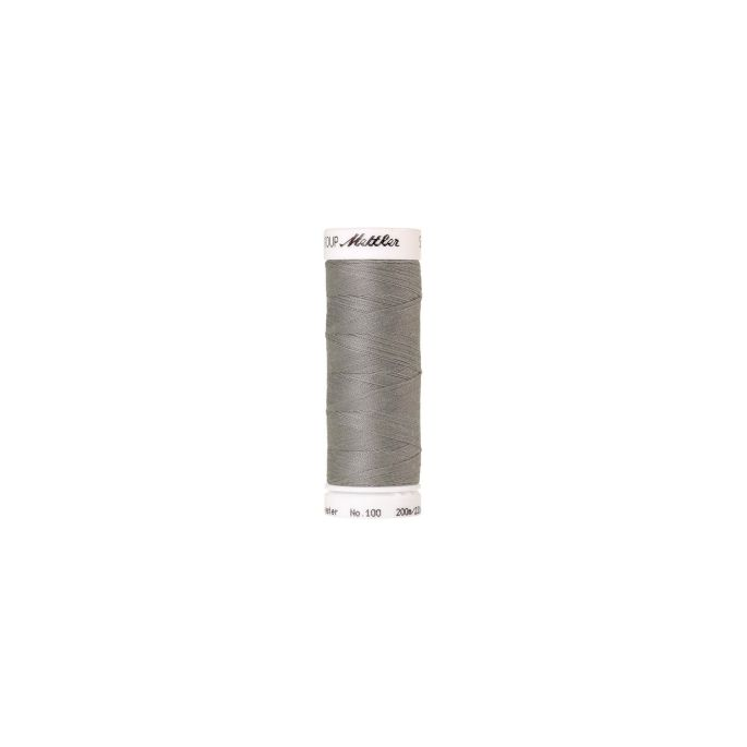 Mettler Polyester Sewing Thread (200m) Color 0850 Smoke