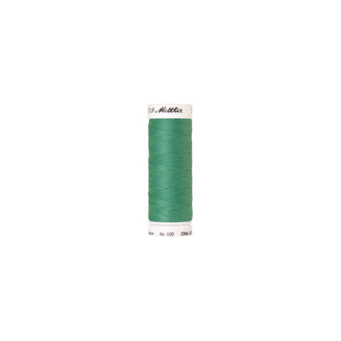 Fil polyester Mettler 200m Couleur n°0907 Vert Bouteille