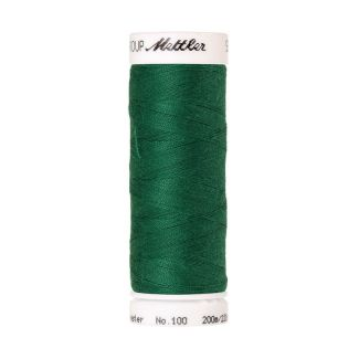 Mettler Polyester Sewing Thread (200m) Color #0909 Field Green