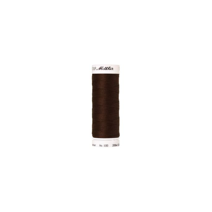 Fil polyester Mettler 200m Couleur n°0975 Pépin