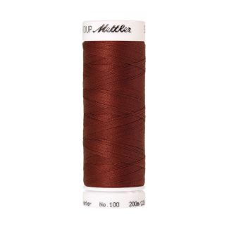 Mettler Polyester Sewing Thread (200m) Color #1074 Brick