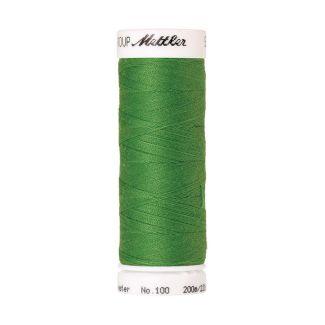 Fil polyester Mettler 200m Couleur n°1099 Vert Kelly