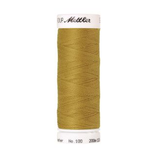 Mettler Polyester Sewing Thread (200m) Color #1102 Ochre