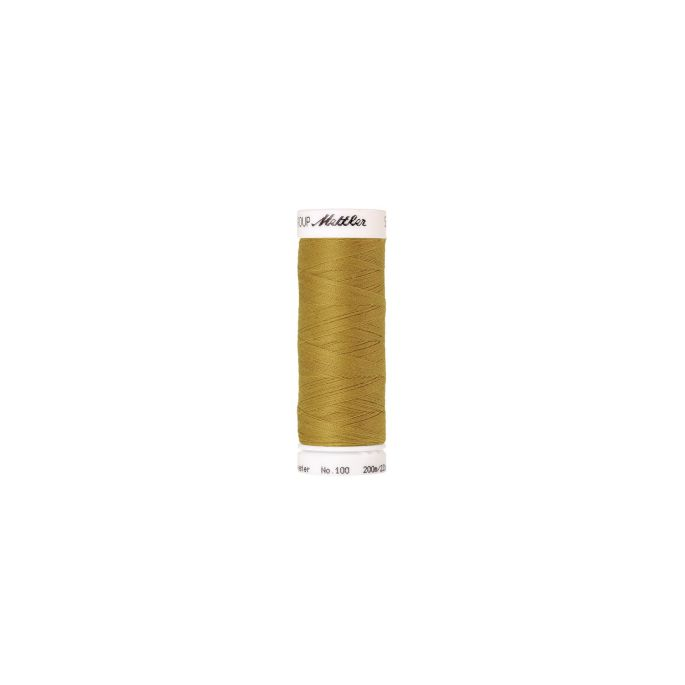 Mettler Polyester Sewing Thread (200m) Color 1102 Ochre
