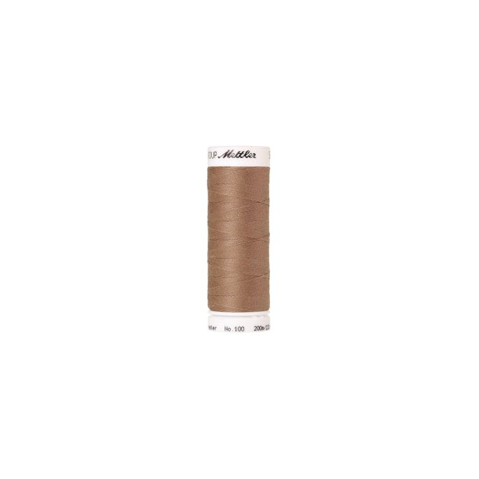 Mettler Polyester Sewing Thread (200m) Color 1120 Fawn