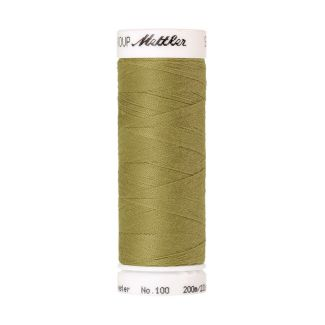 Mettler Polyester Sewing Thread (200m) Color #1148 Seaweed