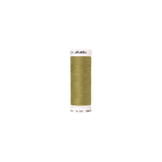 Fil polyester Mettler 200m Couleur n°1148 Algue