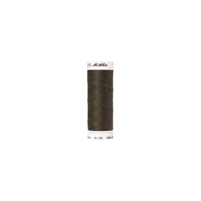 Fil polyester Mettler 200m Couleur n°1162 Ivraie