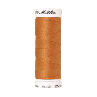 Mettler Polyester Sewing Thread (200m) Color #1172 Dried Apricot