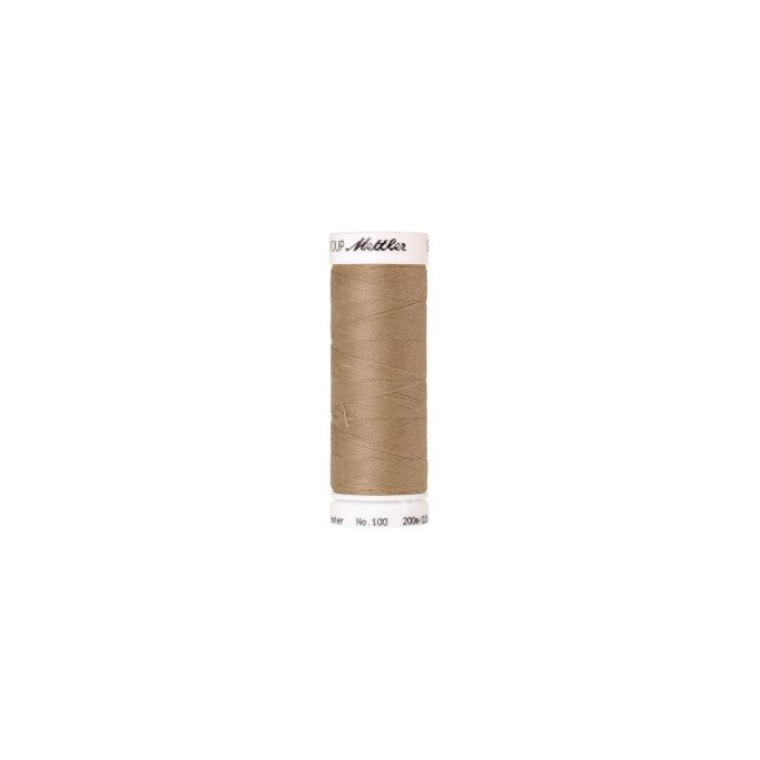Mettler Polyester Sewing Thread (200m) Color 1222 Sandstone