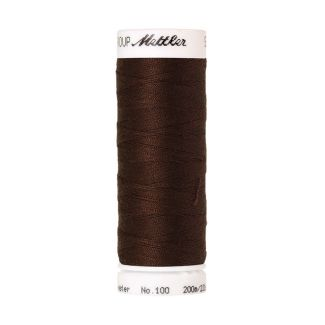 Mettler Polyester Sewing Thread (200m) Color #1224 Bark