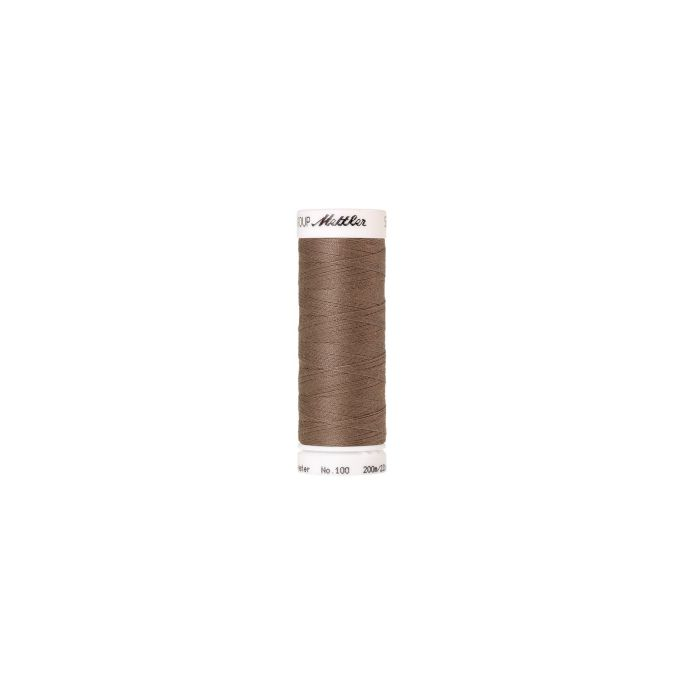Mettler Polyester Sewing Thread (200m) Color 1228 Khaki