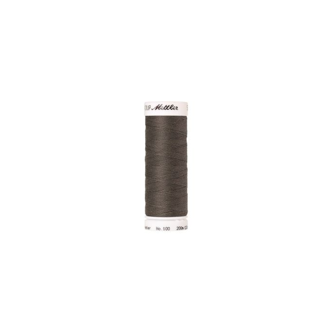 Mettler Polyester Sewing Thread (200m) Color 1239 Pewter