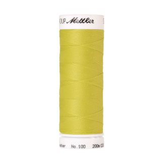 Fil polyester Mettler 200m Couleur n°1309 Feux de la Rampe