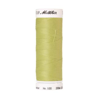 Fil polyester Mettler 200m Couleur n°1343 Vert Printemps