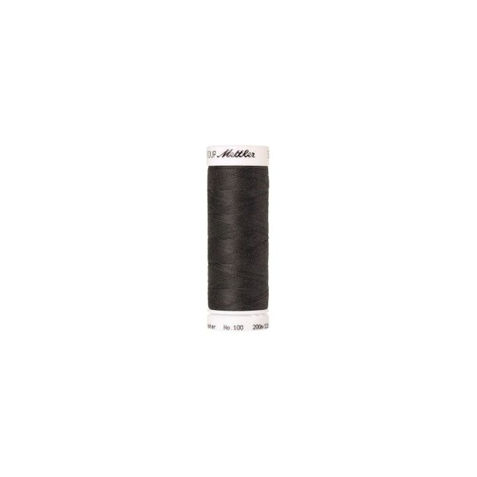 Fil polyester Mettler 200m Couleur n°1360 Baleine