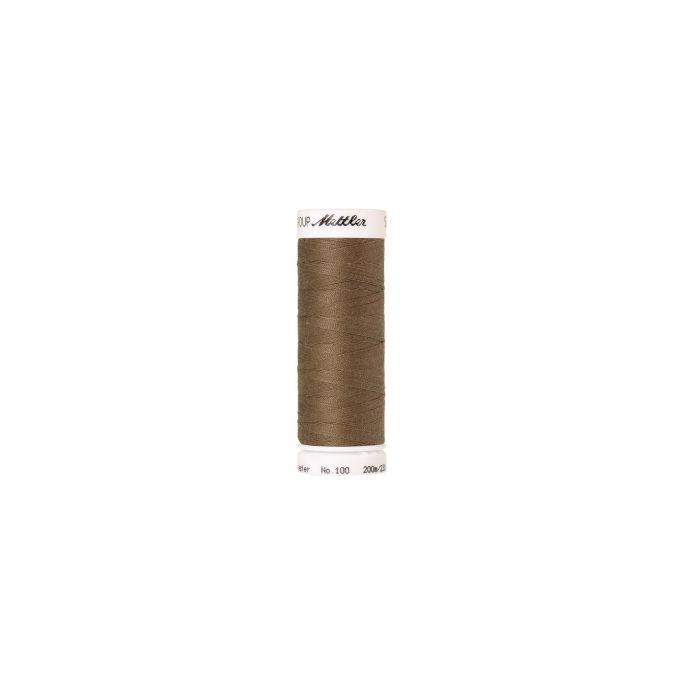 Fil polyester Mettler 200m Couleur n°1456 Laurier