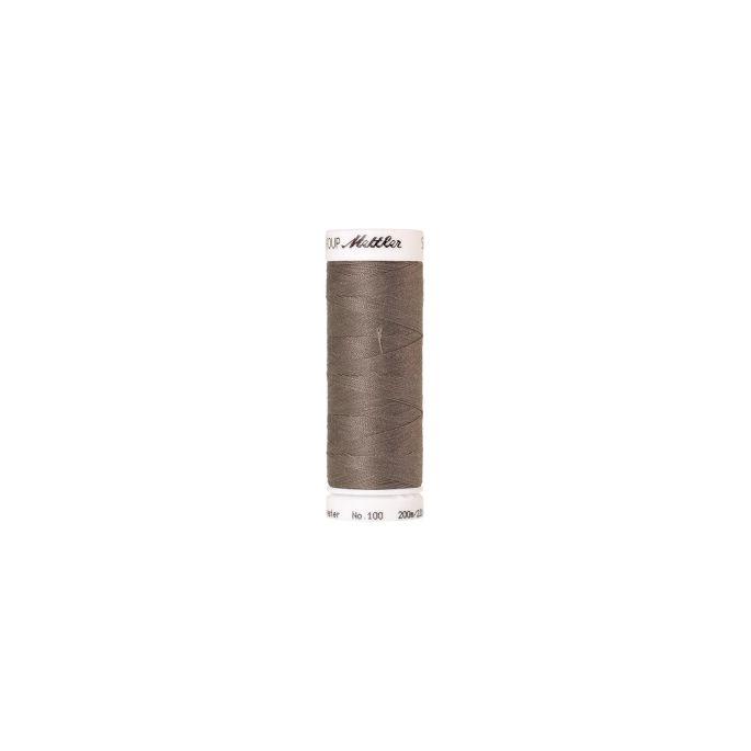 Fil polyester Mettler 200m Couleur n°1457 Armure