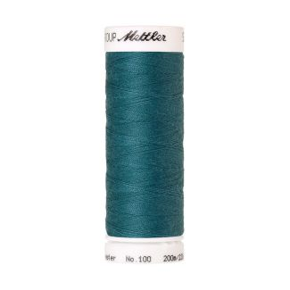 Mettler Polyester Sewing Thread (200m) Color #1472 Caribbean