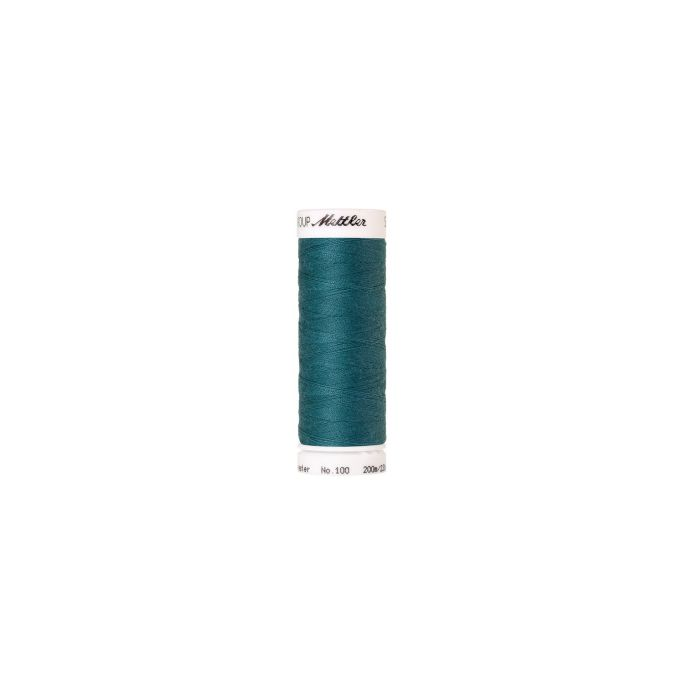 Fil polyester Mettler 200m Couleur n°1472 Caraïbes