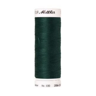 Mettler Polyester Sewing Thread (200m) Color #1475 Rain Forest