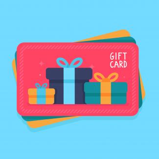 Carte Cadeau électronique