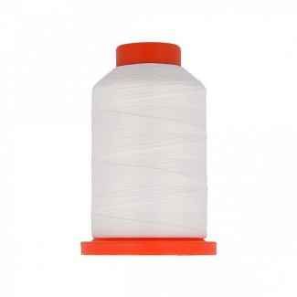 Polyester Overlock Thread (1000m) White