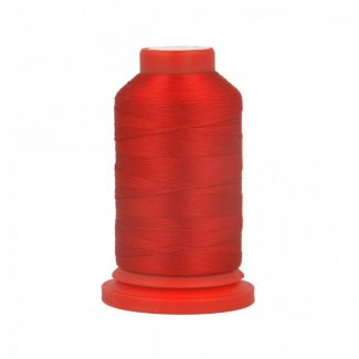 Polyester Overlock Thread (1000m) Fire Red