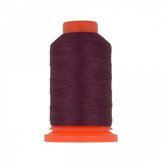 Polyester Overlock Thread (1000m) Burgundy