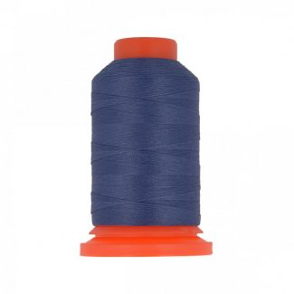 Fil Mousse Polyester (1000m) Bleu Mousaillon