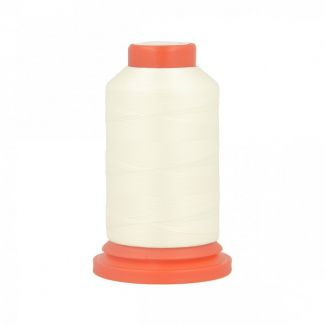 Polyester Overlock Thread (1000m) Cream