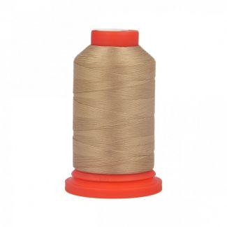 Polyester Overlock Thread (1000m) Light Brown