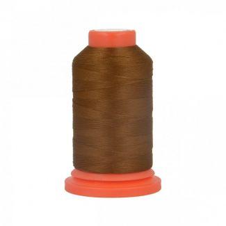 Polyester Overlock Thread (1000m) Brown