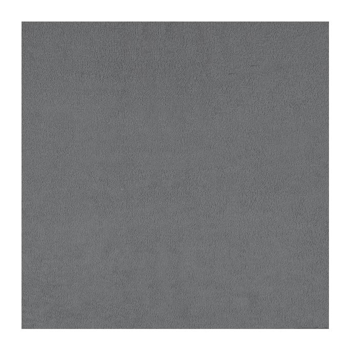 Cotton Terry Organic GOTS 315g Monument Grey