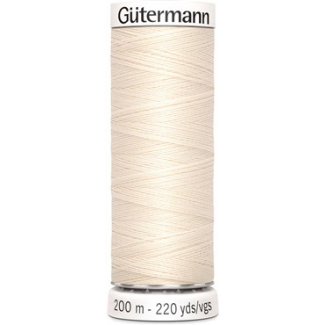 Fil polyester Gutermann 200m Couleur 414