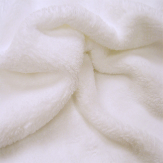 Teddy Oekotex Blanc (6m)