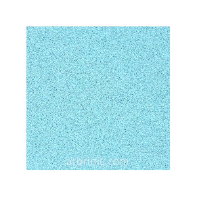 Feutrine Feuille A4 Bleu Clair