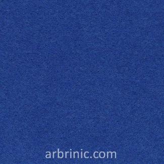 Feutrine Feuille A4 Bleu Roi
