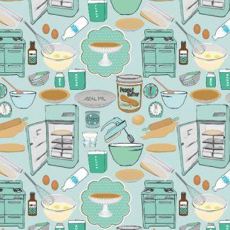 Popeline Coton Bio Emmas Kitchen Making Peanut Butter Pie Haerae