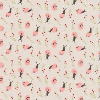 Organic cotton Popeline Underwood Stories Land Helix Summer Cloud9