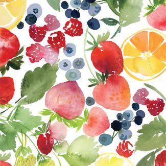 Coton Bio imperméable Berry Jam Cloud9