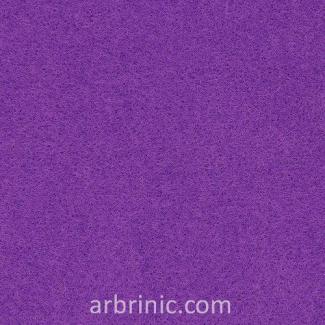 Feutrine Feuille A4 Violet
