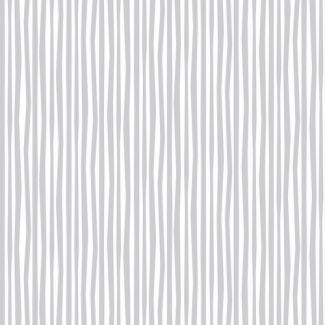 Flanelle coton bio Straws Gray Cloud9