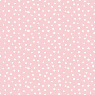 Organic cotton Flannel Confetti Pink Cloud9