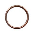 Anneaux de portage Bronze Taille M (1 paire)