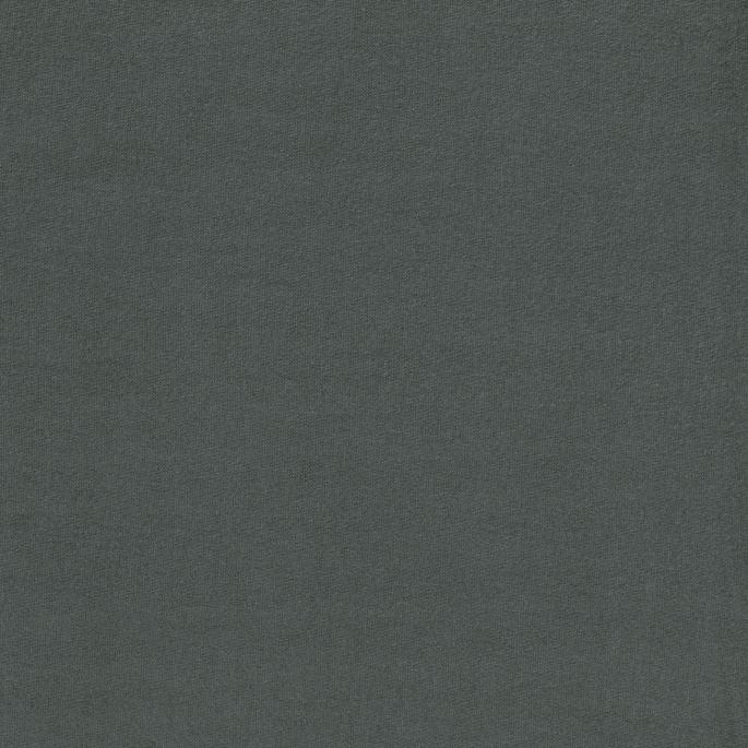 Organic cotton single jersey Slate Grey